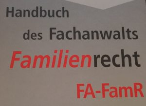 Rechtsanwalt Familienrecht Scheidung Unterhalt Oberhausen Mülheim