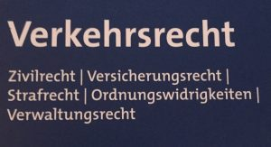 Rechtsanwalt Oberhausen Verkehrsrecht - Unfallschaden nach Verkehrsunfall und Verkehrsstrafrecht